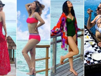Year-Ender 2020: From Taapsee Pannu to Hina Khan, a Look at Their Sizzling Vacation Pictures