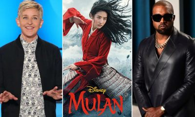 Year-Ender 2020: The Ellen DeGeneres Show Facing Backlash, #BoycottMulan, Kanye West's Twitter Meltdown – 7 Biggest Hollywood Controversies That Grabbed Attention This Year