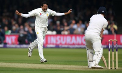Mohammad Abbas Hat-Trick Video: Pakistan Pacer Scalps 6/11 During Hampshire vs Middlesex Clash