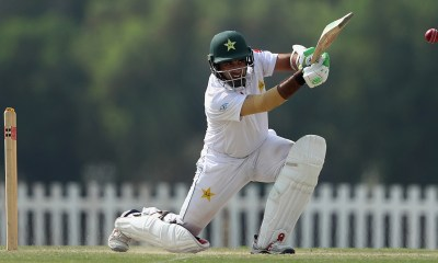 Abid Ali Registers His Maiden Test Double Century, Achieves Feat Against Zimbabwe
