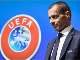 Barcelona, Real Madrid and Juventus 'Paralysed' By 'Strange' Super League Approach, Says UEFA Chief Aleksander Ceferin