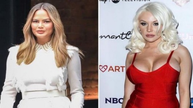 Courtney Stodden Seeks to Make Peace With Chrissy Teigen After Public Apology