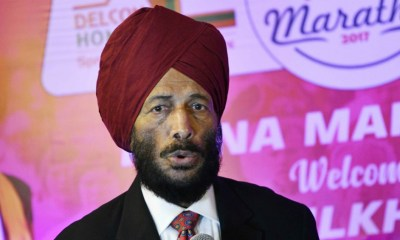 Legendary Milkha Singh Tests Positive for COVID-19, Says 'I am Fine'
