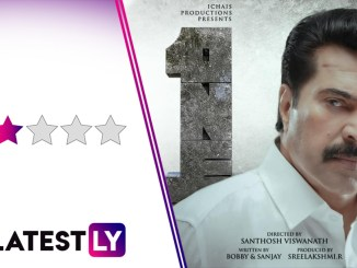 One Movie Review: Mammootty's Political Thriller Loses an Important Discussion in Its Slo-Mo Idol Gazing (LatestLY Exclusive)