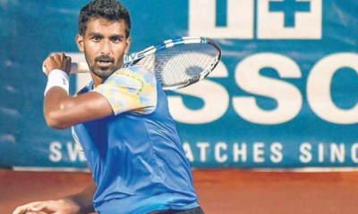 Prajnesh Gunneswaran vs Oscar Otte, French Open 2021 Live Streaming Online: How to Watch Free Live Telecast of Men's Singles Qualifier Tennis Match in India?