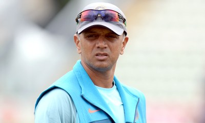 Rahul Dravid Predicts India's Test Series Win in England This Summer