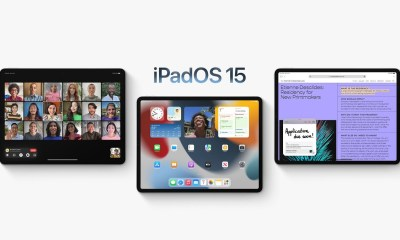 Apple iPadOS 15 Announced With New Homescreen & Multitasking Tools