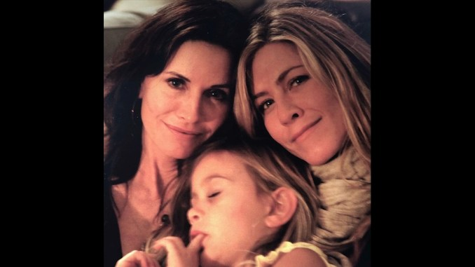 Jennifer Aniston Pens a Cool Birthday Wish for Friends Co-Star Courteney Cox's Daughter