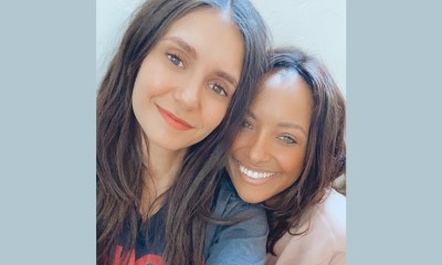 Nina Dobrev, Kat Graham Sets the Internet on Fire With Vampire Diaries Reunion (See Pic)
