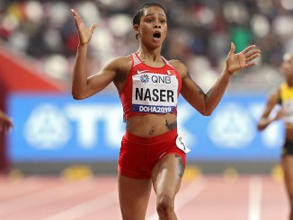 Salwa Eid Naser, World Champion Sprinter, Gets 2-Year Ban for Doping; Will Miss Tokyo Olympics 2020