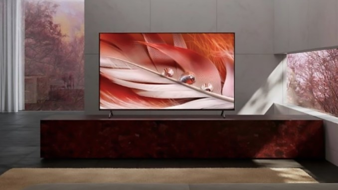 Sony Bravia 55X90J Smart TV Launched in India at Rs 1,39,990