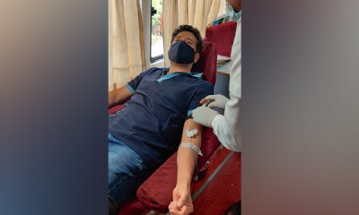 World Blood Donor Day 2021: Sachin Tendulkar Donates Blood, Urges Citizens to Come Forward and Take Part in Voluntary Blood Donation