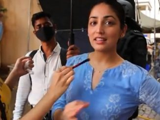 A Thursday: Yami Gautam Wraps Up Shoot of Upcoming Thriller Film; Shares Video of Her Moments From the Sets