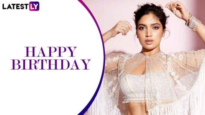 Bhumi Pednekar Birthday Special: 7 Hard-Hitting Movie Quotes by the Bollywood Gamechanger!