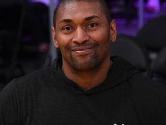 Metta Sandiford-Artest shares interesting story about being recruited by LeBron James