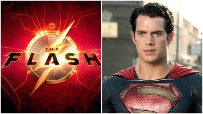The Flash: Does New Leak From Ezra Miller's Movie Sets Confirm Henry Cavill's Superman Cameo?