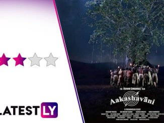 Aakashavaani Movie Review: Samuthirakani's Film on SonyLIV Is Fascinating, Even if Stretched and Melodramatic (LatestLY Exclusive)