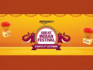 Amazon Great Indian Festival Sale 2021 To Go Live on October 4, 2021