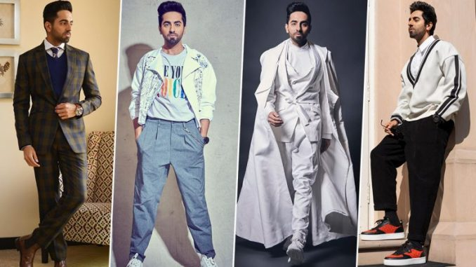 Ayushmann Khurrana Birthday:Blending Swag With His Dapper Choices, He Never Goes Wrong in This Department (View Pics)