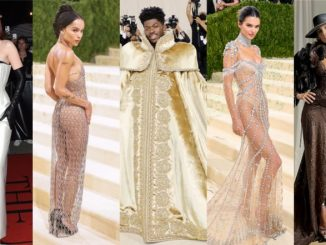 From Gigi Hadid to Kendall Jenner to Lil Nas X, 10 Celebrities Who Slayed It with Their Fashion Choices at Met Gala 2021