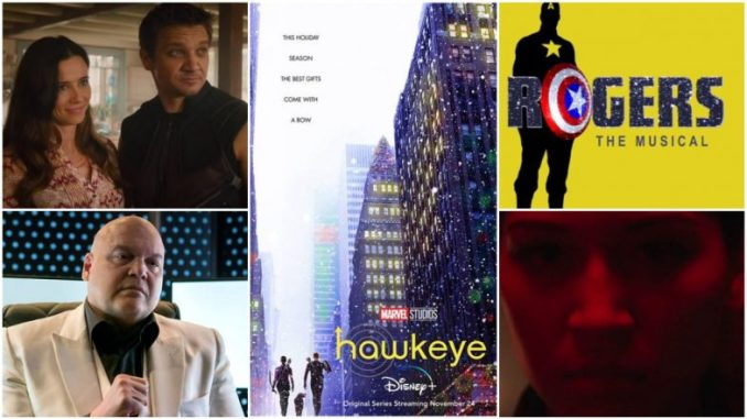 Hawkeye: From Kingpin's Connection to Rogers the Musical, 7 Details You Missed From the Trailer of Jeremy Renner's Marvel Disney+ Series