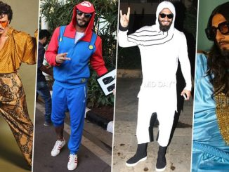 Just 7 Quirky Outfits of Ranveer Singh That Could Have Set Eyeballs Rolling on The Met Gala Red Carpet!