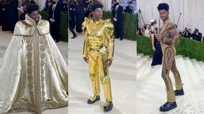Met Gala 2021: Lil Nas X's Epic Outfit Changes Remind Everyone Of Lady Gaga's Multiple Looks in 2019 Edition (View Pics)