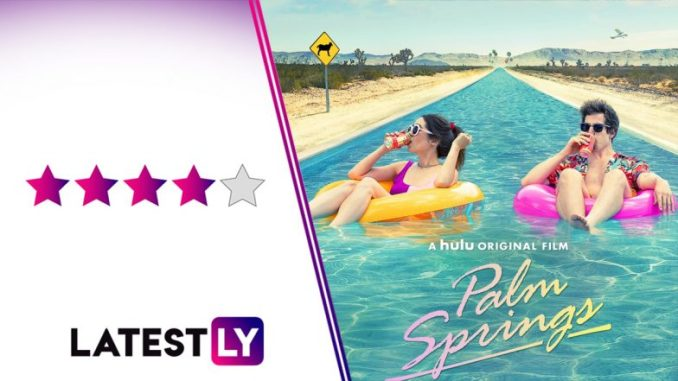 Palm Springs Movie Review: Andy Samberg and Cristin Milioti's Chemistry Sparkles in This Smart Time-Loop Romcom (LatestLY Exclusive)