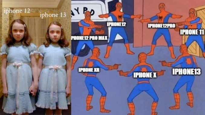 #iphone13series Funny Memes Go Viral As Apple Introduces iPhone 13, iPhone 13 Mini, iPhone 13 Pro and iPhone 13 Pro Max! Check Hilarious Reactions