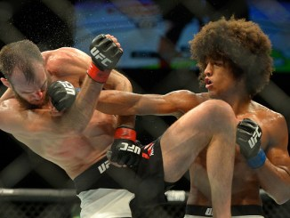 Alex Caceres Career Earnings   The Sports Daily