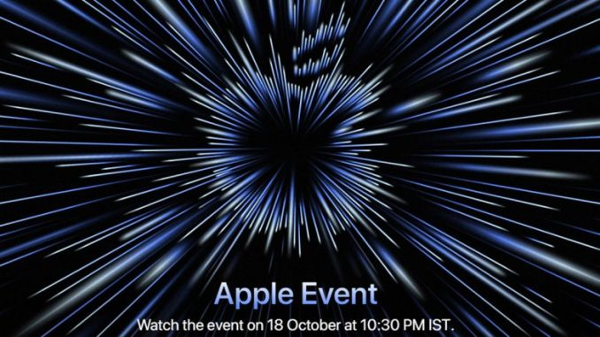 Apple 'Unleashed' Event Set for October 18, 2021; M1X MacBooks Likely To Be Launched