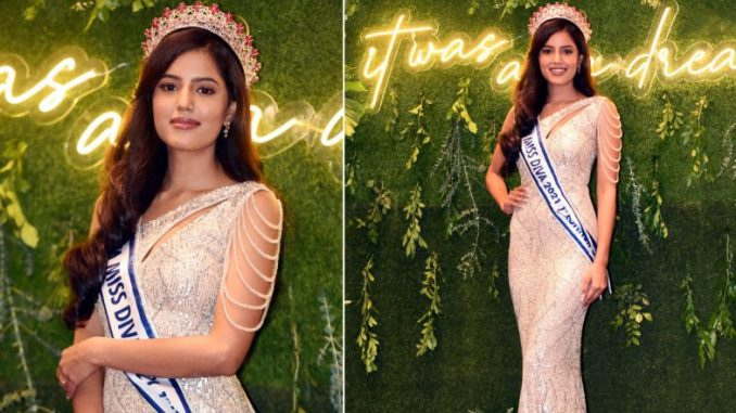 LIVA Miss Diva 2021 Runner-Up Sonal Kukreja: I Don't See Pageants as Gateway to Bollywood