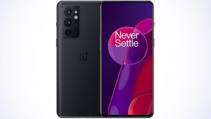OnePlus 9RT 5G With Snapdragon 888 SoC & 4,500mAh Battery Launched