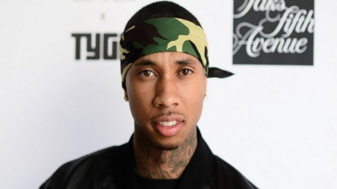 Rapper Tyga Released From Jail After Getting Arrested for Alleged Domestic Abuse Incident
