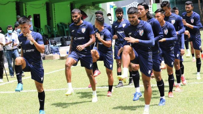 SAFF Championship 2021: India Take On Maldives With a Place in Finals on the Line