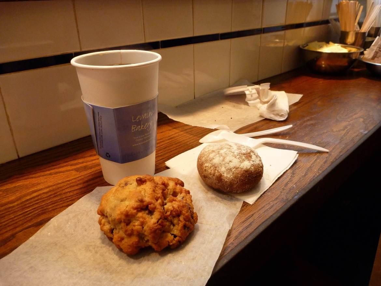 Levain Bakery New York une délicieuse boulangerie