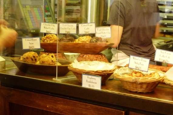 Levain Bakery New york et ses délicieux cookies