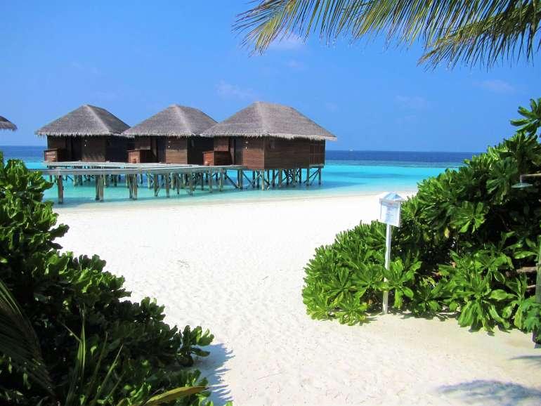 Spa à Vakarufalhi Island Resort Maldives