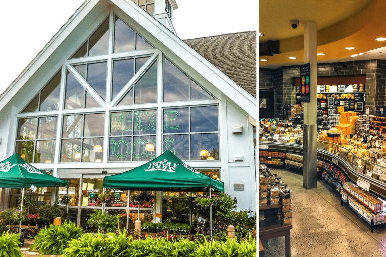 Whole Food Market dans le Connecticut