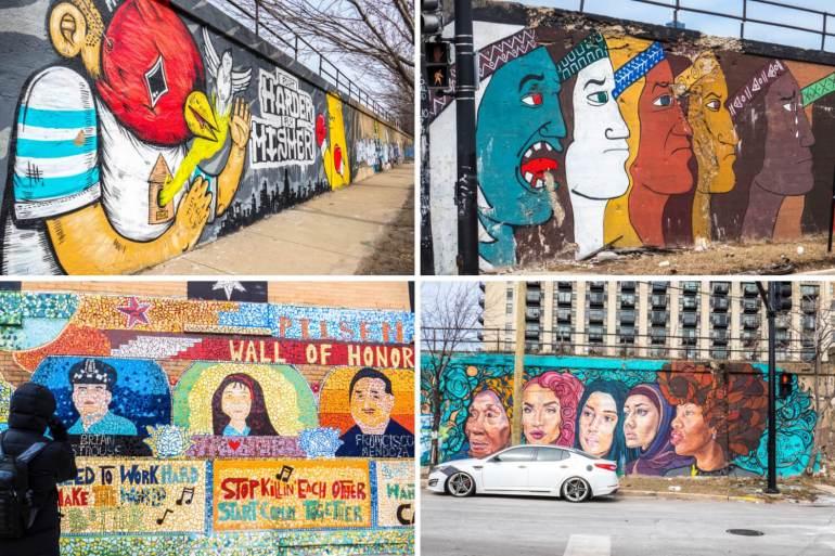 Strret Art Pilsen Chicago