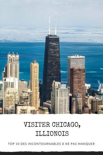 Visiter Chicago john Hancock Pinterest