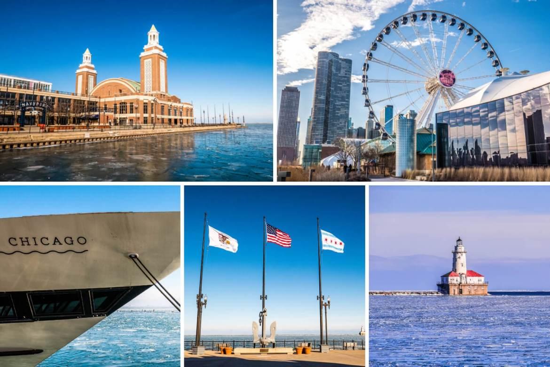 Visiter Navy Pier Chicago