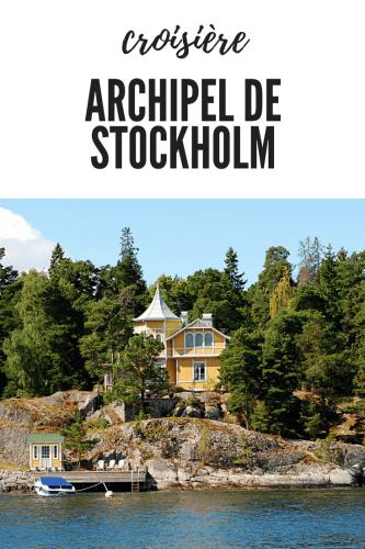 Archipel de Stockholm Pinterest