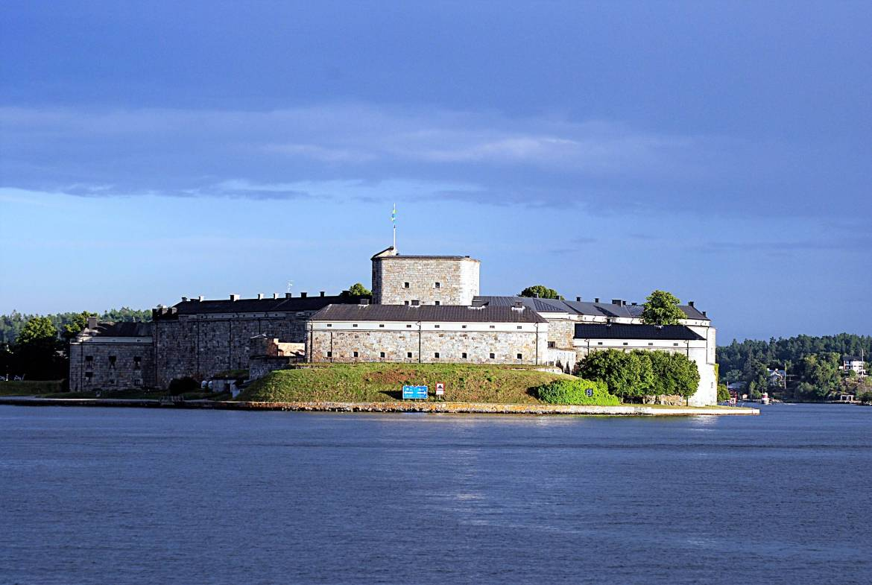 Le château de Vaxholm