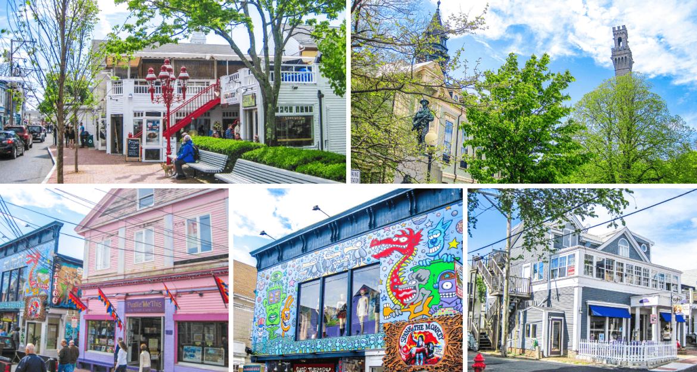 Visiter Provincetown à Cape Cod