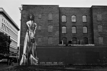 Visiter Portland Oregon Street art