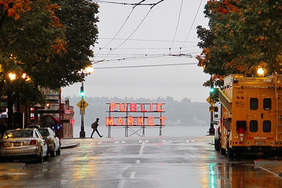 Visiter Seattle sous la pluie Etats-Unis