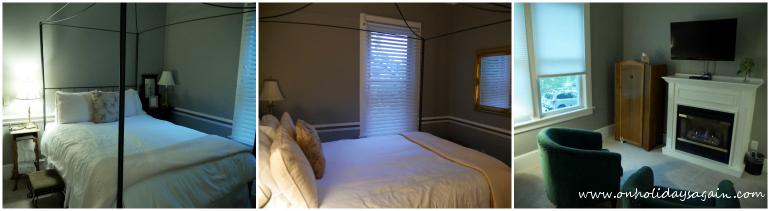 Visiter Napa Valley et dormir au Bed and breakfast inn St-Helena