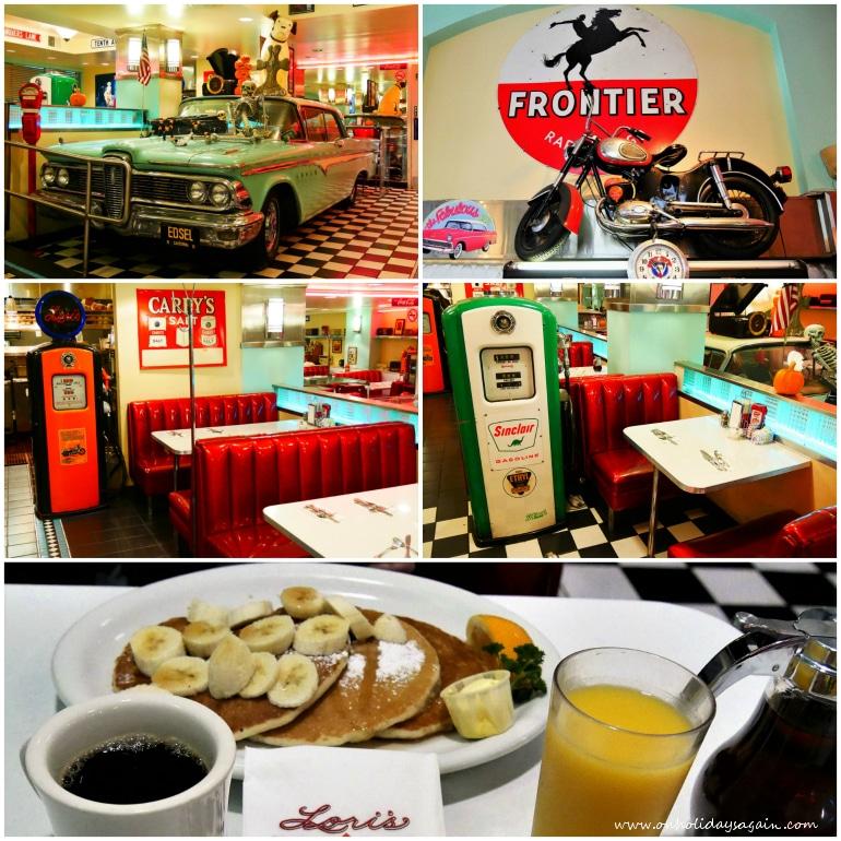 Manger chez Loris Diner avant de visiter San Francisco en 1 jour