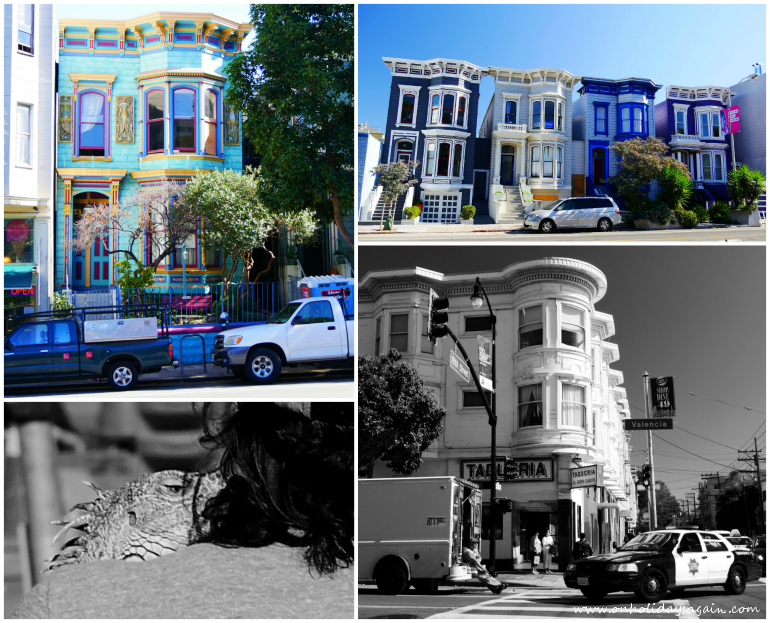 Visiter San Francisco en 1 jour Mission District San Francisco Californie USA blog voyage suisse cosy on holidays again